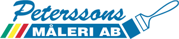 Peterssons Måleri AB – Målare Lenhovda & Rottne Logotyp